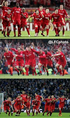 The exact moments when knew they had won the cup in 2006 & Great photos. This Is Anfield, Big Love, Liverpool Fc, Football Shirts, Great Photos, Places To Visit, March, Soccer, In This Moment