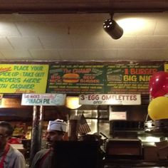 Big Nick's @ 69th & Columbus on the Upper West. Amazing!