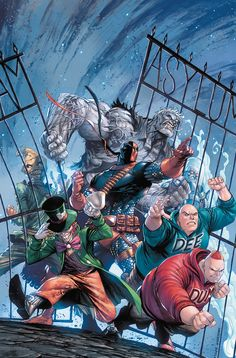 DC Comics' Solicitations for February 2019 Comic Book Villains, Dc Comic Books, Comic Book Artists, Comic Book Covers, Comic Book Characters, Dc Comics Art, Marvel Dc Comics, Gotham, Scarecrow Dc