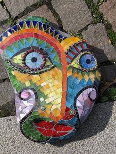 "Stone mask ""Pablo"" 