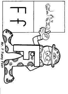 Miss alphabet coloring pages ~ The Original Letter People (1980's) - Miss E -Miss ...