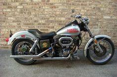 VINTAGE CYCLE GARAGE: 1978 Harley Davidson FXS Lowrider Shovelhead