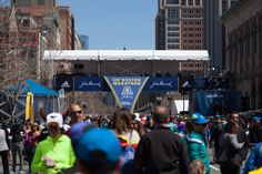 Is the Boston Marathon actually a fast course? Despite being a downhill course, according to one new study, the Boston Marathon is actually the slowest of all the (original) World Major Marathons