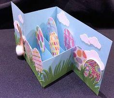 Z Box Pop-Up Card Tutorial - Splitcoaststampers