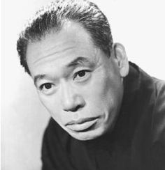 Legendary Japanese actor Takashi Shimura.