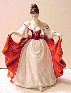Royal Doulton Vintage Figurine SARA