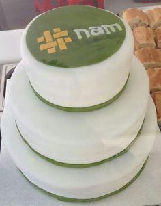 Gâteau d'inauguration du #nam