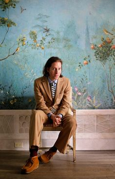Wes Anderson                                                                                                                                                                                 More