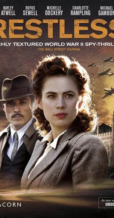 Directed by Edward Hall.  With Hayley Atwell, Rufus Sewell, Michelle Dockery, Michael Gambon. A young woman finds out that her mother worked as a spy for the British Secret Service during World War II and has been on the run ever since.