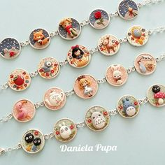 Daniela Pupa Kawaii Jewels