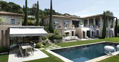 L'orangerie – Collection Privée Architecture / Cabinet d'Architectes à Cannes My favourite house!
