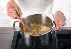 Recette d'automne : beurre de pomme