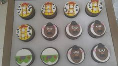 Cupcakes toy store