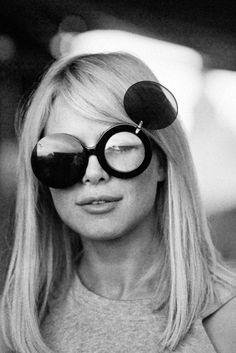 Gafas desmontables  // #original #Eyewear #sunglasses #fashion #vintage