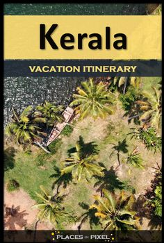 1 Week in Kerala: the Ideal Vacation Itinerary Kerala Travel, India Travel Guide, Travel Guides, Travel Tips, Kerala India, Vacation, Places, Vacations, Travel Advice