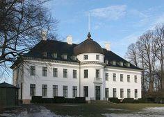 Palacio Bernstorff.Dinamarca