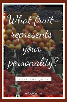 Did you know that your favorite fruit means something about you? Take this quiz to see how knowing your fruit personality can benefit you! Inbound Marketing, Vegan Blogs, Vegan Recipes, Life On A Budget, Something About You, Sustainable Food, Vegan Lifestyle, Quizzes, Make It Simple