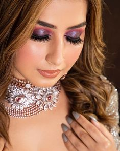View Portfolio & Prices for Makeup By Reema Narula. She is one of the top makeup artists in Delhi with more than 5 years of experience in the industry. View mobile no, shortlist & request quote for best prices. Get 30% discount with WedAbout. Hd Makeup, Airbrush Makeup, Party Makeup, Top Makeup Artists, Engagement Makeup, Makeup Brands, Makeup Forever, Bridal Make Up, Wedding Vendors