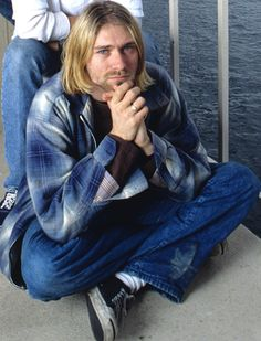 youremyvitamins:April 5, 1994 - It is believed that Kurt Cobain died on this day. His body would be discovered three days later, April 8. The last thing he was listening to was REM's 'Automatic For The  People'.