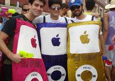 Até o Steves Jobs frevou.