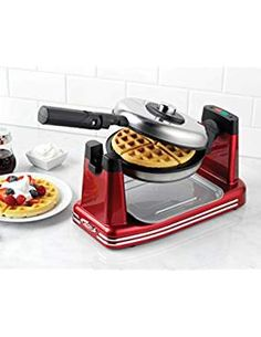 Paninis Derson Waffle Maker Machine Electric Waffle Iron with ...