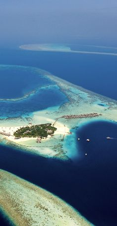 Situated over water, the Senior Water Villas are blissful 1,012 square feet retreats. #Maldives