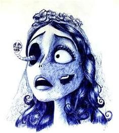 Corpse Bride! One of my favorite characters ever...