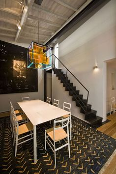 The Trastevere Loft In Rome By MdAA Architects Barn House Design, Character  Home, Modern