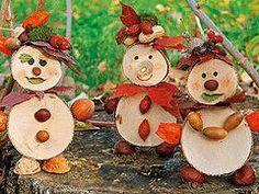 Online-Leitfaden zur Elternschaft von Baby bis Teen - podzimní tvoření s dětmi/fall kids crafts - Basteln Kids Crafts, Diy And Crafts, Arts And Crafts, Diy For Kids, Gifts For Kids, Deco Originale, Fall Decor, Holiday Decor, Christmas Crafts
