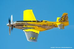 Precious Metal piloted by Thom Richard at Reno, Photo taken at pylon 5 during the Unlimited Gold Race Reno Air Races, Commercial Plane, Airplane Flying, Aircraft Painting, P51 Mustang, Air Tickets, Aircraft Pictures, Fighter Jets, Fighter Aircraft