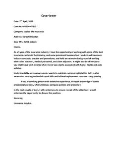 journal cover letter example