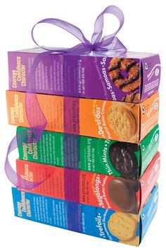 Recipes Using Girl Scout Cookies - another reason to buy more cookies :)