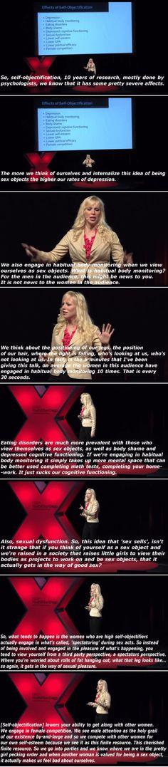 The Sexy Lie, Caroline Heldman at TEDxYouth@SanDiego