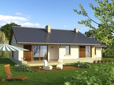 Model House Plan, House Plans, Small House Design, Bungalow, Gazebo, Outdoor Structures, Architecture, House Styles, Outdoor Decor