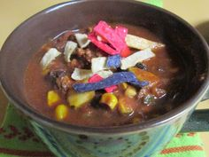 Recipe of the Day: Beefy Chipotle-Cocoa Chili