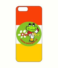 Oeteldonk IPhone/Ipod of smartphone soft of hardcase kikker Oeteljee