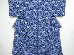 Tsumugi Kimono Cotton