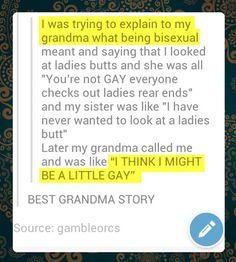 Oh Grandma�