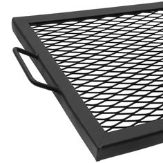 Sunnydaze X Marks Heavy-duty Steel Rectangle Fire Pit Cooking Grill - 36-inch - Walmart.com - Walmart.com Fire Pit Cooking Grill, Campfire Grill, Fire Pit Grill, Cooking On The Grill, Fire Pits, Cooking Recipes For Dinner, Cooking For A Group, Vegetarian Cooking, Cooking Steak With Butter