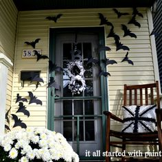 How to Scare Your Neighbors in Just 10 Minutes
