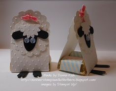 Stamps Well With Others: Little Lambies