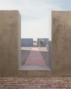chinati foundation by donald judd #deambulation
