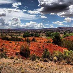Colors of New Mexico- Near Jemez Springs. Photo by Dee Schaub