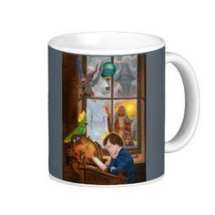 Young Ebeneezer Classic White Coffee Mug