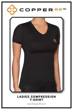 The only product to have 88% copper embedded in it's fabric. This Short Sleeve Compression T-Shirt supports your muscles and joints, aiding in faster recovery time and helping to improve blood circulation. Comfortably worn during exercise, rest and in the shower. Super-fast wicking keeps garments dry. Antibacterial and anti-odour properties will keep you feeling and smelling fresh. Copper88™ fabric attributes are inherent in all our garments and will last for as long as you own our products.