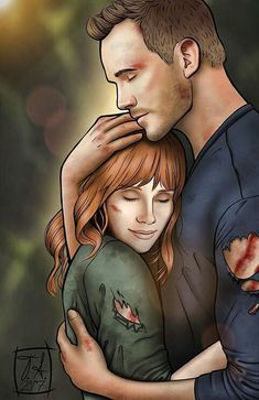 《 Owen & Claire 》 #Clawen By Taevyn Astra