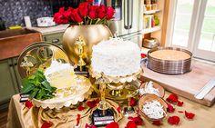Home & Family - Recipes - Cristina Cooks: Coconut Lemon-Filled Cake | Hallmark Channel