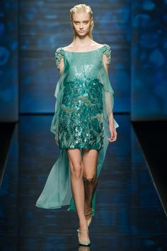 Alberta Ferretti Spring 2013 RTW - Review - Fashion Week - Runway, Fashion Shows and Collections - Vogue