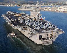 USS Ronald Reagan - CVN 76