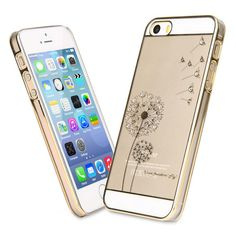 Price: US $ 4.45/piece Buy 2 pcs immediately get 30% discount  Free shipping to Worldwide  Plating Dandelion Hard Cell Phone Back Case  For iPhone 6plus  Color:Black/Rose red/Silver If you like it, please contact me: Wechat: 575602792  Whats App: 13433256037  E-mail: woxiansul@live.com